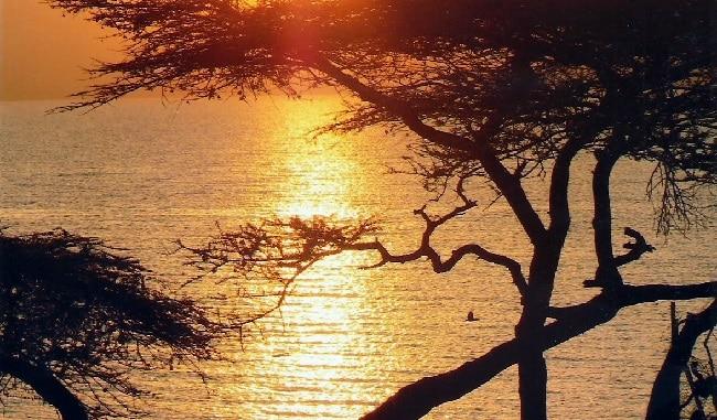 אגם לנגאנו - מזרח אתיופיה