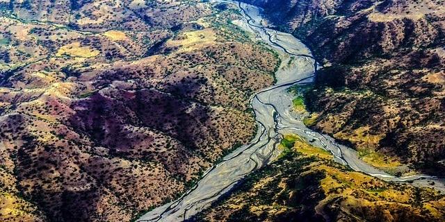 טבע ופארקים לאומיים באתיופיה