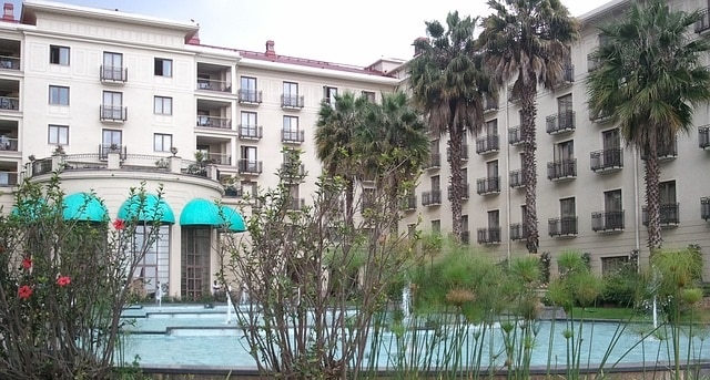 מלון שרתון - אדיס אבבה
