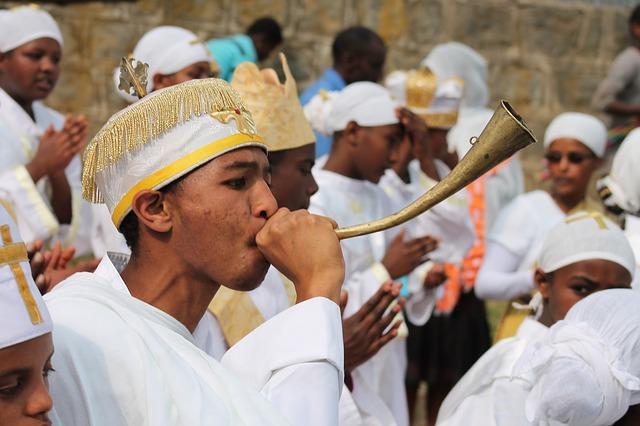 נוצרים באתיופיה