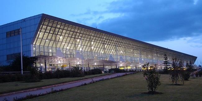 שדה התעופה באדיס אבבה אתיופיה