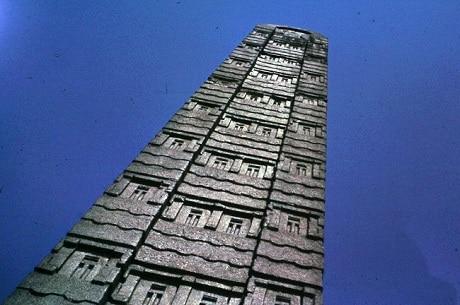עתיקות בעיר אקסום אתיופיה - עותק