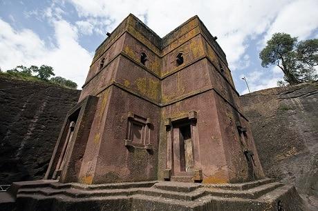 כנסיית ביתא גיורגיס לליבלה - עותק