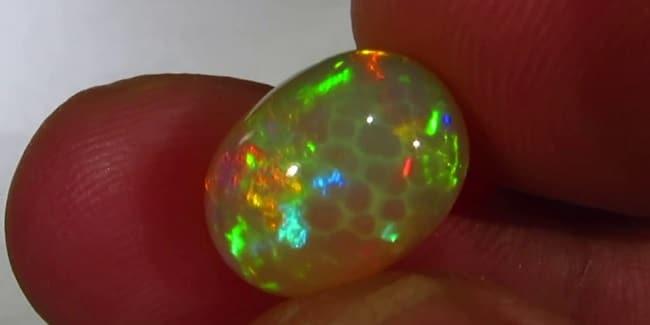 Welo fire opal