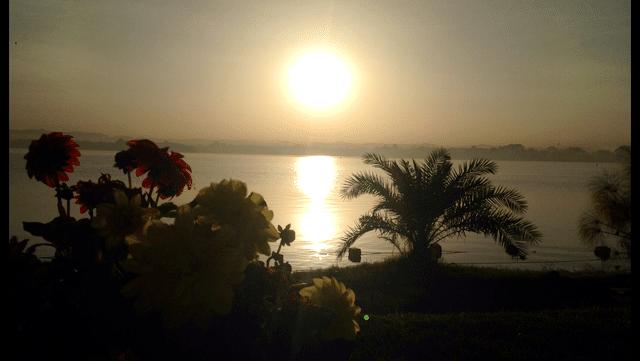 אגם טאנה בתצפית מבהר דאר
