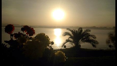 אגם טאנה בתצפית מבהר דאר - עותק