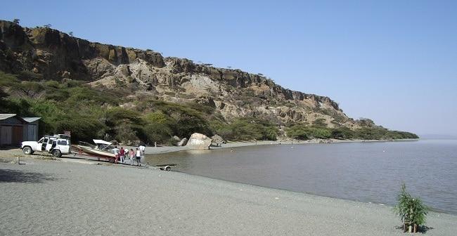 אגם לנגנו באתיופיה