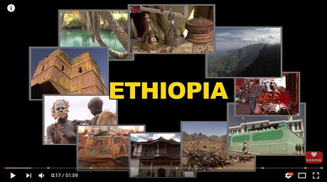סרטון יוטיוב על אתיופיה