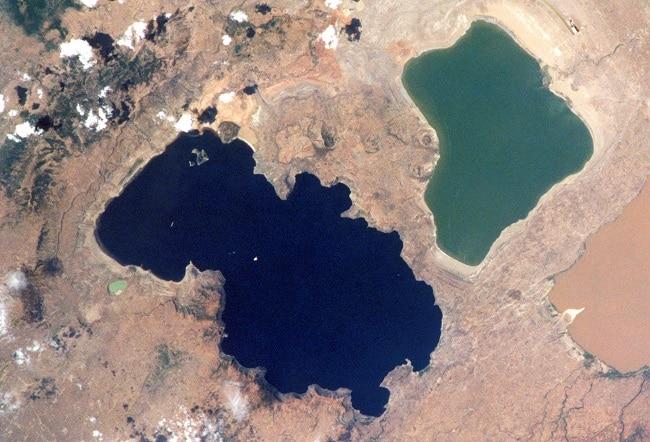 האגמים אביג'אטה ושאללה - Abijatta-Shalla