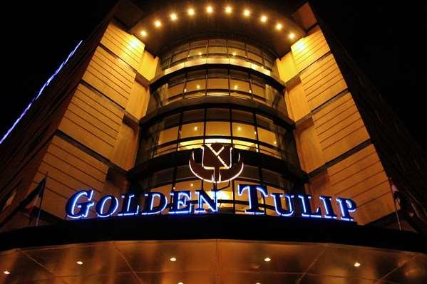 המלון הכי טוב באתיופיה 2017 - גולדן טוליפ אדיס אבבה