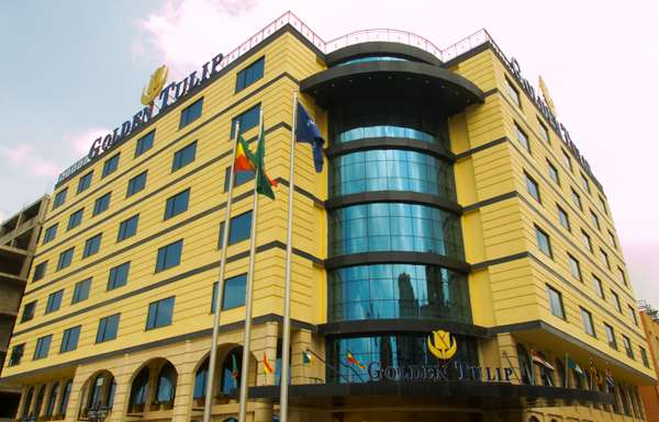 מלון גולדן טוליפ אדיס אבבה