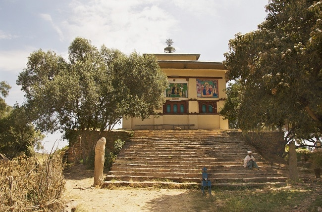 כנסיית Abba Aftse