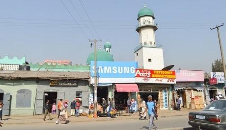 מסגד אנואר הגדול - Anwar Mosque - עותק