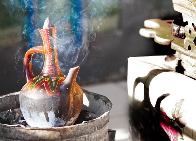 טקס קפה - אתיופיה