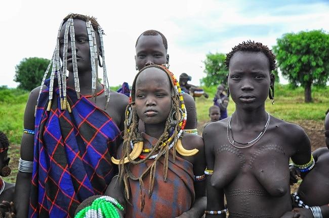 בני שבט המורסי
