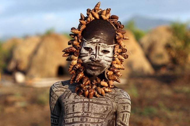 נער - שבט המורסי