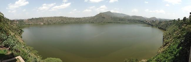 אגם בישופטו, דברה זית