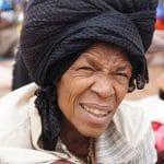 אתיופים צנועים ונופים פראיים