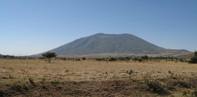 הר Zuqualla