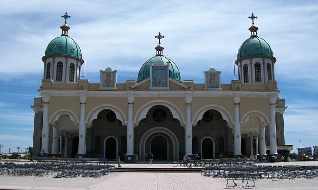 כנסיית Medhane Alem