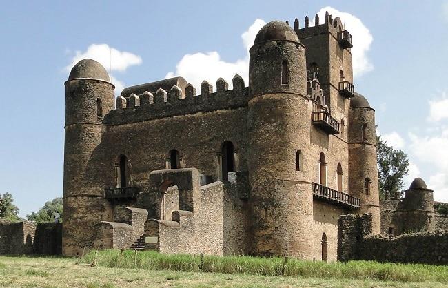 ארמון הקיסר פאסילידס בגונדר