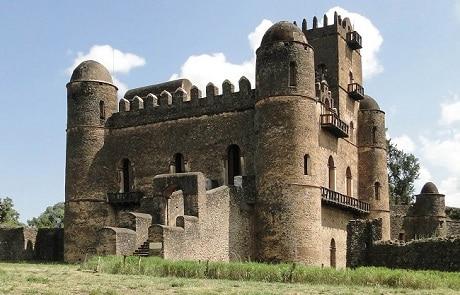 ארמון הקיסר פאסילידס בגונדר - עותק