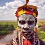 להכיר מקרוב את שבטי עמק האומו באתיופיה