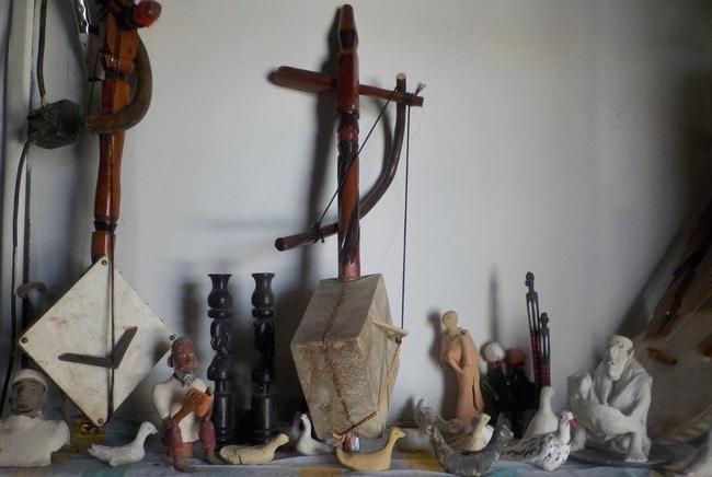 כלי נגינה אתיופים מסורתיים