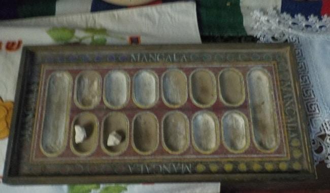 משחק מסורתי - מנגאלה - MANGALA