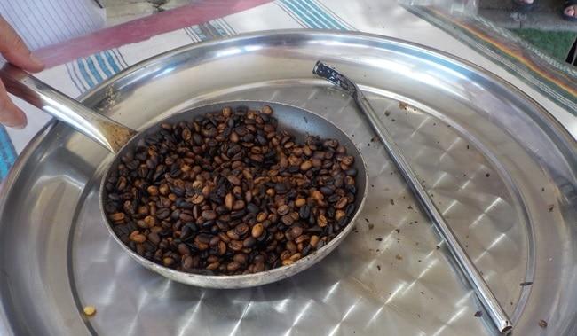 קליית קפה