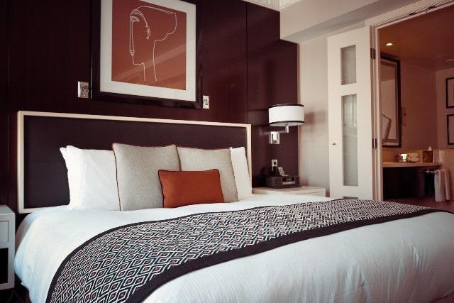 חדר במלון Ethiopian Skylight Hotel