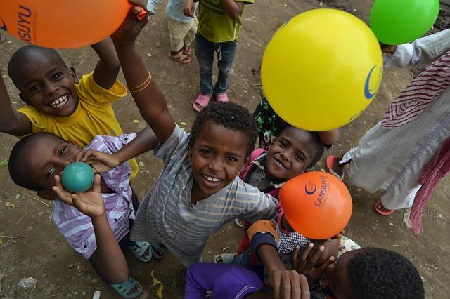 אווירה שיש רק באתיופיה